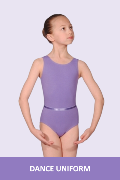 Roch Valley SHEREE baby pink sleeveless leotard Pale Pink Sheree Leotard